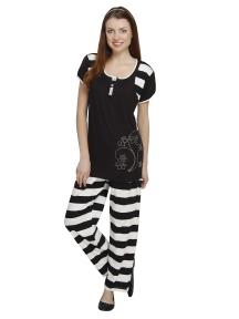 Black & White Pyjama