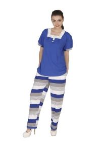 Blue Ladies Pyjama